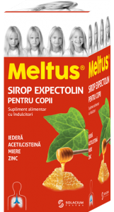 Meltus Expectolin copii